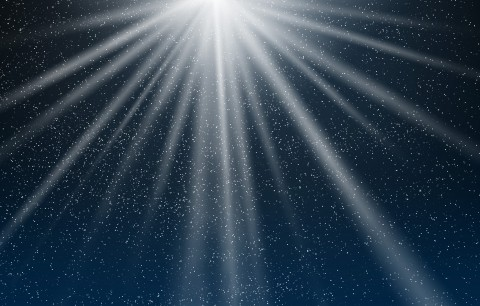 Star in space - Background - Free Picture