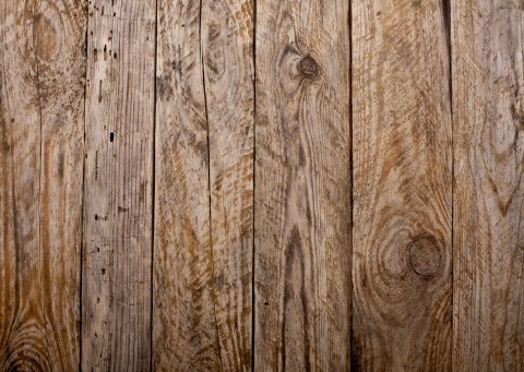 Background With Old Boards